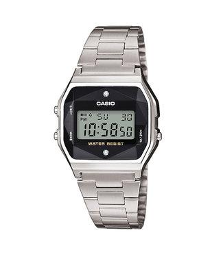 Casio Retro Diamond A158WEAD-1EF
