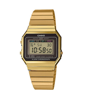 Casio Retro A700WEG-9AEF