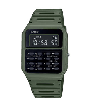 Casio Vintage heren horloge CA-53WF-3BEF