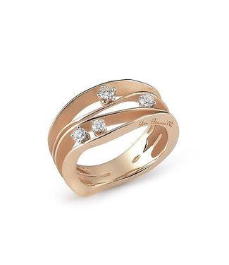 Annamaria Cammilli ring Dune Orange gold GAN0778J
