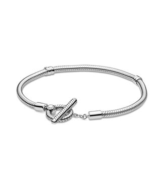 Pandora T-Bar Snake chain bracelet 599082C00