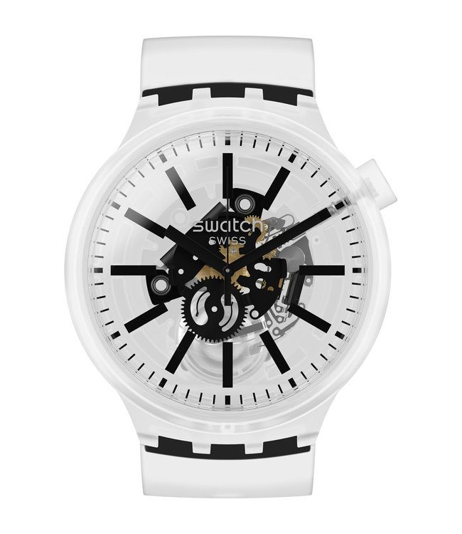 Swatch Blackinjelly SO27E101
