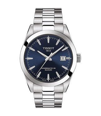 Tissot Gentleman Powermatic 80 Silicium heren horloge T1274071104100