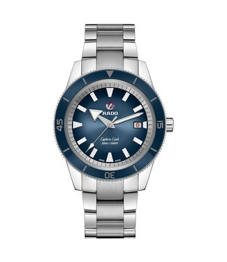 Rado Captain Cook Automatic Set heren horloge R32105208