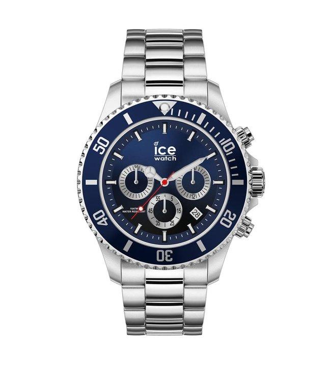 Ice Watch Ice Steel - Marine Silver - Large - 017672