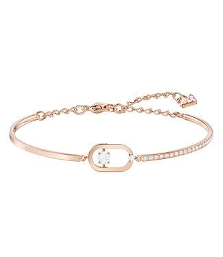 Swarovski Sparkling Dance bracelet oval rose 5472382