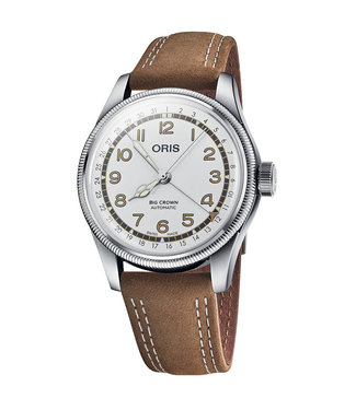 Oris Big Crown Automatic Roberto Clemente Limited Edition heren horloge 0175477414081-SET