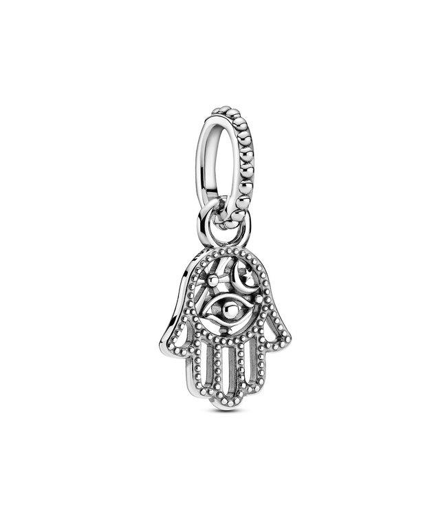 Pandora Protective Hamsa Hand dangle 799144C00