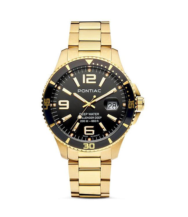 Pontiac Deep Water heren horloge P20079