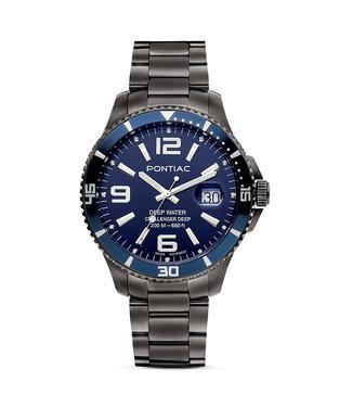 Pontiac Deep Water heren horloge P20080