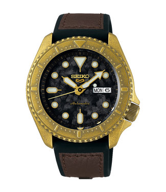 Seiko Seiko 5 Sports Automatic heren horloge SRPE80K1