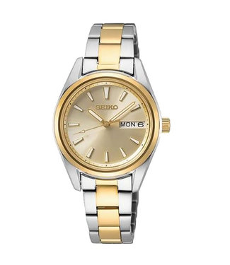 Seiko New Link dames horloge SUR354P1