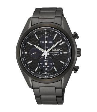 Seiko New Link Solar Chrono heren horloge SSC773P1