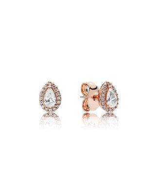 Pandora Radiant Teardrops earrings 286252CZ