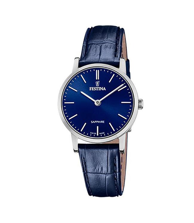 Festina Swiss Made Classic dames horloge F20013/3