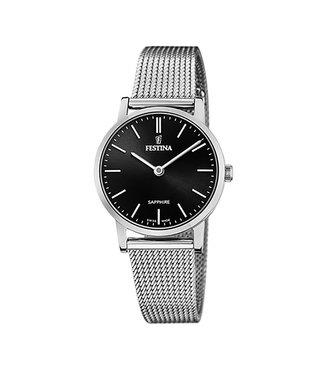 Classic dames horloge F20015/3