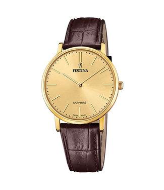 Classic heren horloge F20016/2
