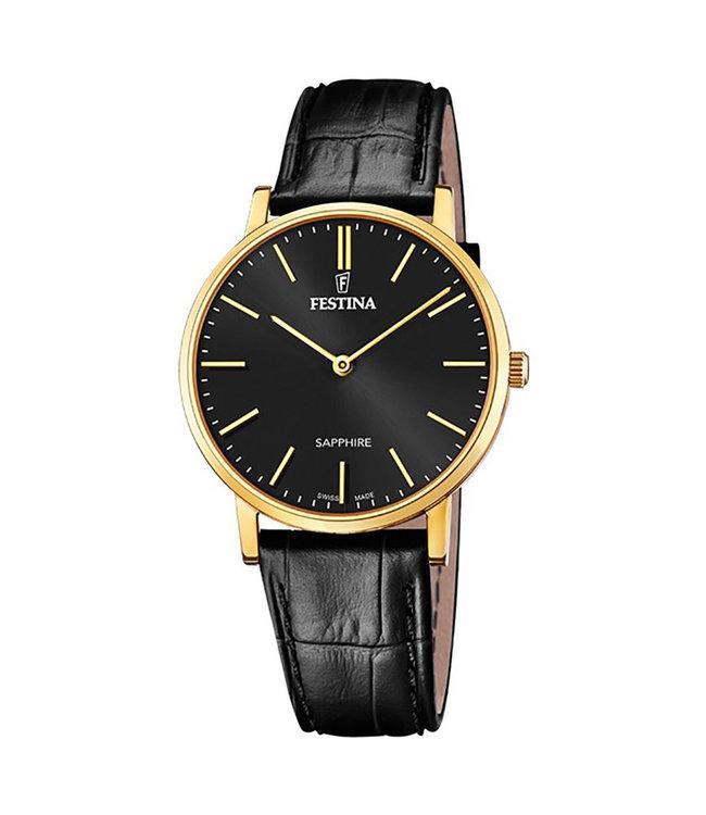 Festina Swiss Made Classic heren horloge F20016/3
