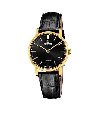 Classic dames horloge F20017/3