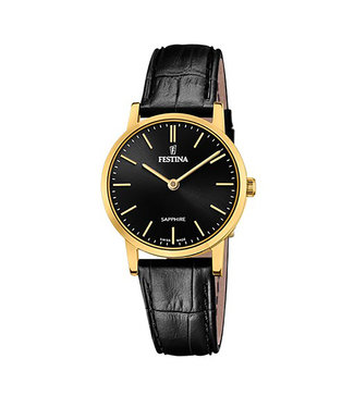 Festina Swiss Made Classic dames horloge F20017/3