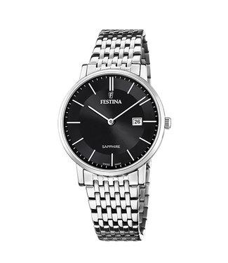 Festina Swiss Made Classic heren horloge F20018/3