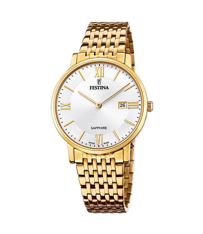 Festina Swiss Made Classic heren horloge F20020/1