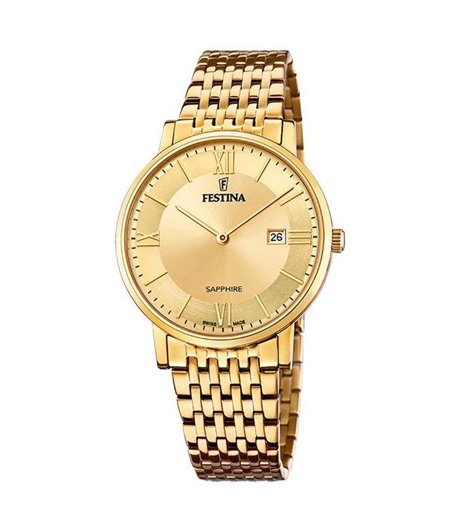 Festina Swiss Made Classic heren horloge F20020/2