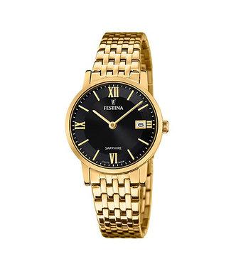 Classic dames horloge F20021/3