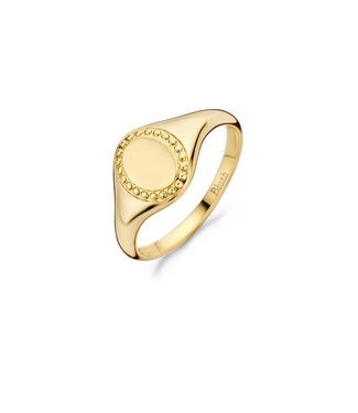 Blush ring 14kt 1206YGO