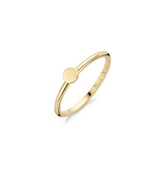 Blush ring 14kt 1212YGO