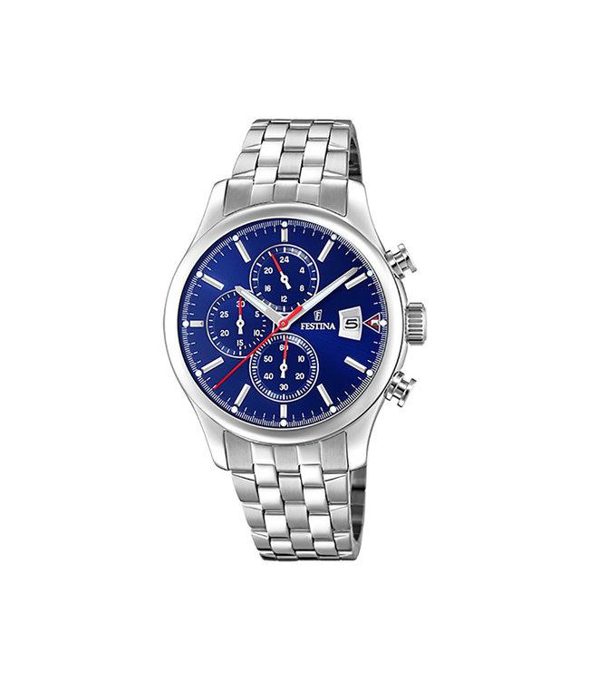 Festina Chronograph heren horloge F20374/2