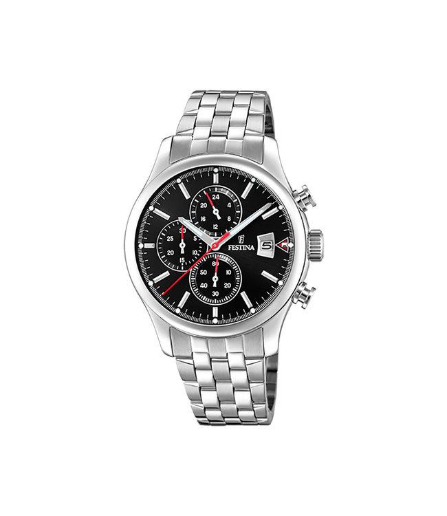 Festina Chronograph heren horloge F20374/3