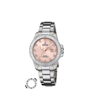 Festina Boyfriend dames horloge F20503/2