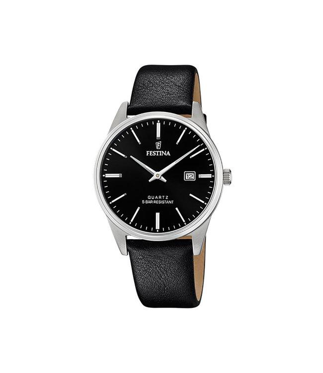 Festina Classic heren horloge F20512/4