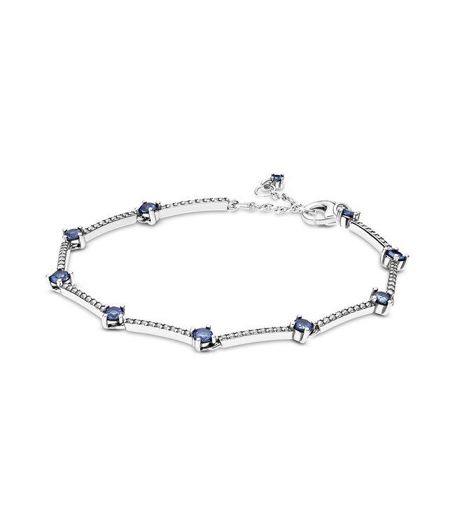 Pandora Sparkling Pavé Bars bracelet 599217C01