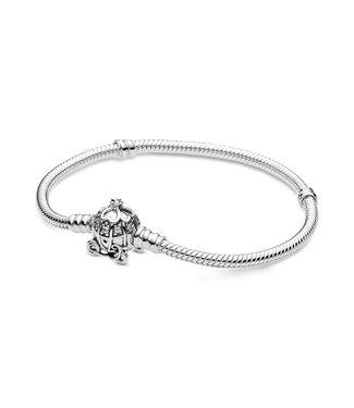 Pandora Disney, Cinderella Pumpkin Coach bracelet 599190C01