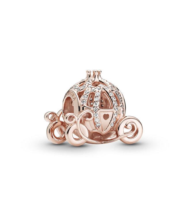Pandora Disney, Cinderella - Pumkin Coach rose 789189C01