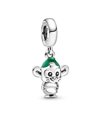 Pandora Disney, Gus Mouse dangle 798849C01