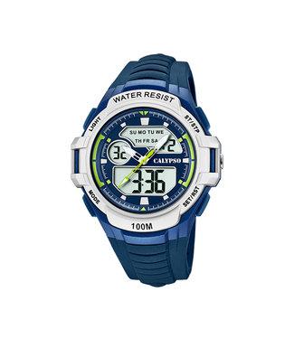 Calypso heren horloge K5770/3