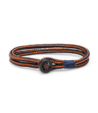 Pig & Hen Don Dino - Navy/Orange/Black