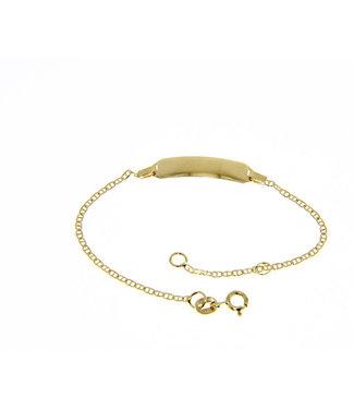 Willems Creations armband 18kt Identiteit 170769
