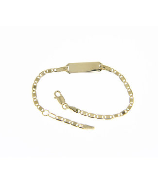 18kt armband Identiteit 171417