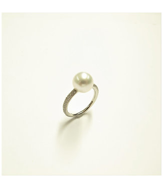 Gellner Pearls ring 18kt Passion Design 5-22811-03