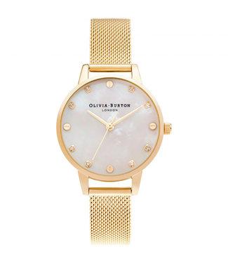 Olivia Burton Mop Dial dames horloge OB16SE08