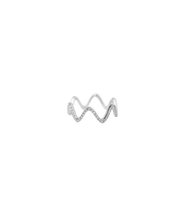 Diamanti Per Tutti Stardust ring White M1091-1S5