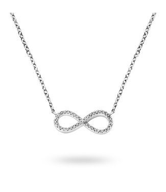 Diamanti Per Tutti ketting Big Infinity M319
