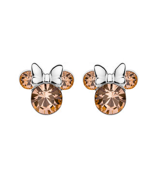 Disney oorbellen Disney Minnie Mouse Birthstone June E905162RJUNL