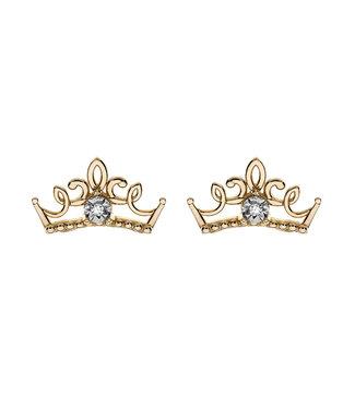 Disney oorbellen 9kt Princess E401055DIL