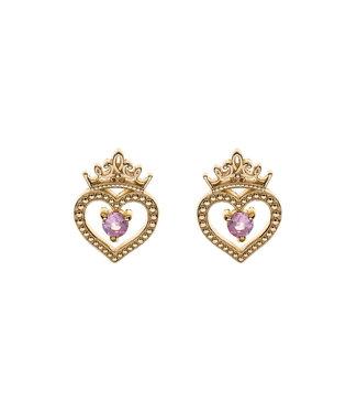 Disney oorbellen 9kt Princess E401057GJL