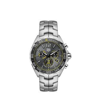 Tag Heuer Formula 1 Senna heren horloge Special Edition 2020 CAZ101AF.BA0637